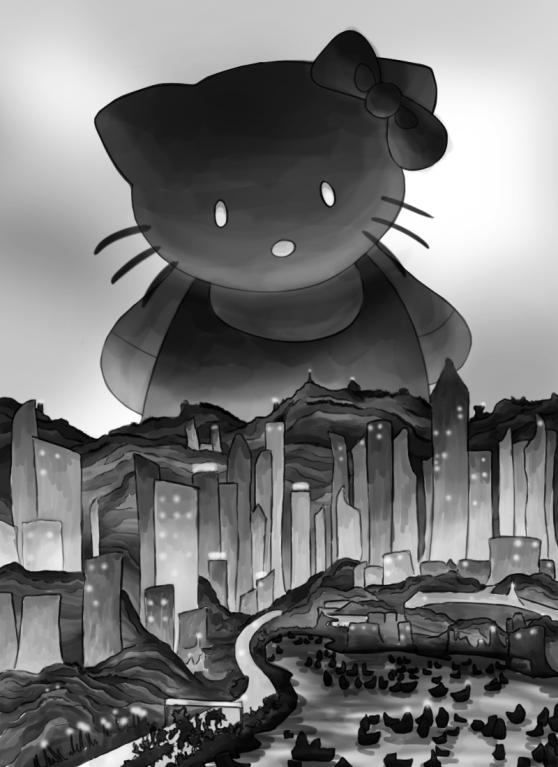 3: Hello Kitty