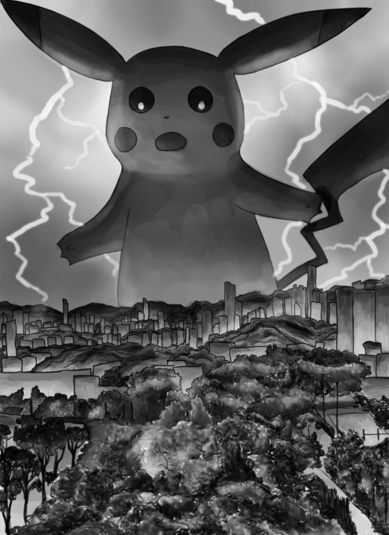 4: Pikachu