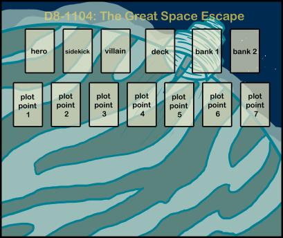 space pitch board - prison